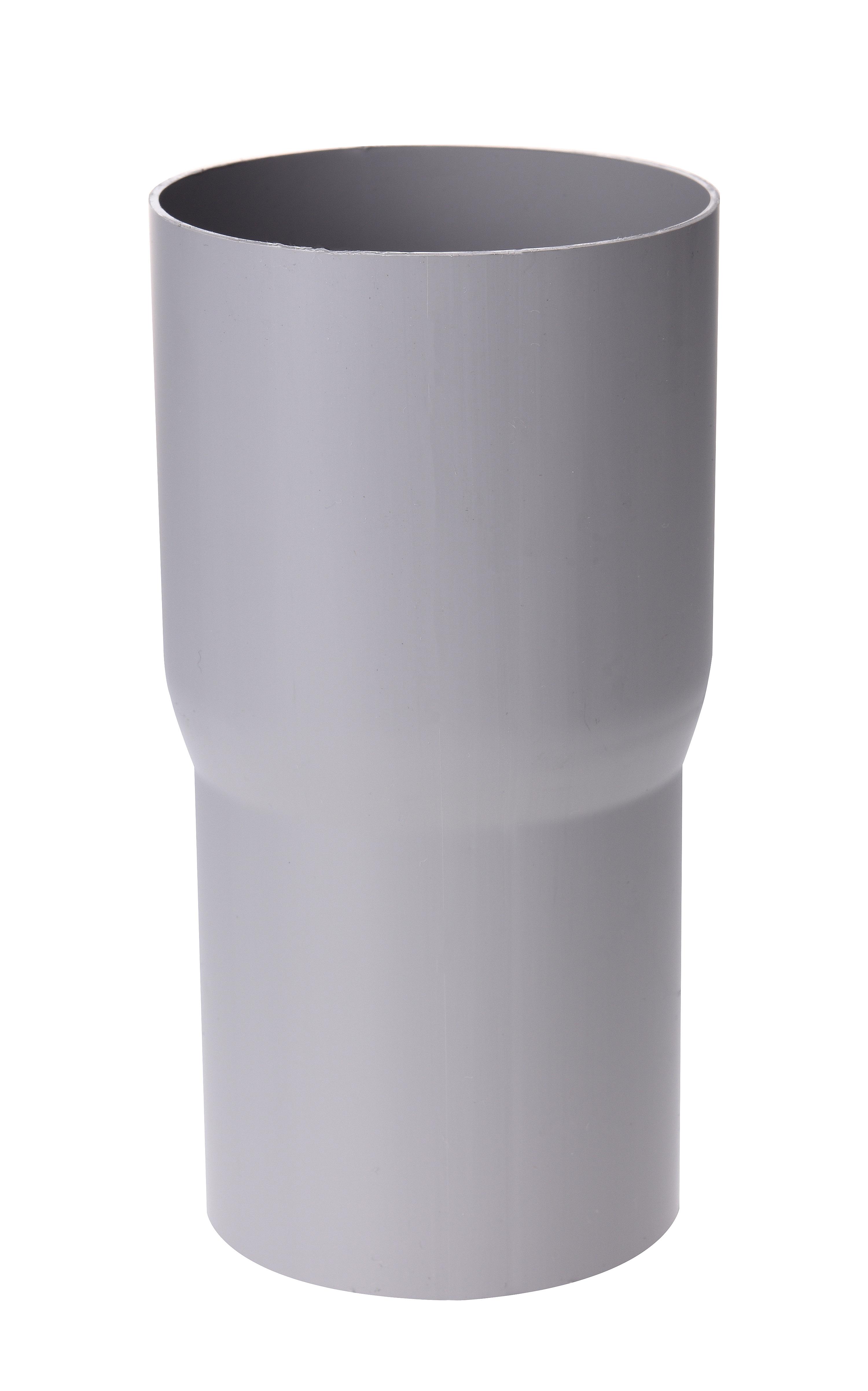 Tagrender - Plast - Grå - Nedløbsrør